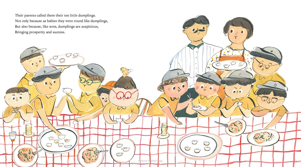 Ten Little Dumplings – Mutually Inclusive