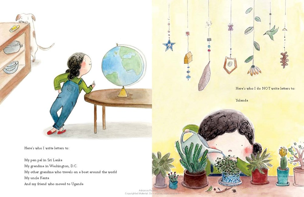 I Do Not Like Yolanda – A Picture Book About Facing Your Fears – Mutually  Inclusive
